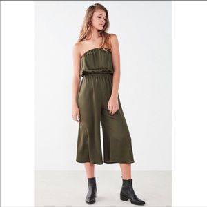 Urban Outfitters Culotte Jumpsuit